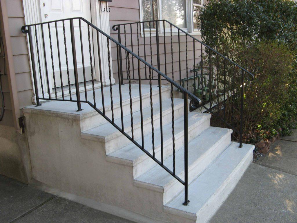 PRECAST CONCRETE STEPS - Totowa Concrete Products Steps