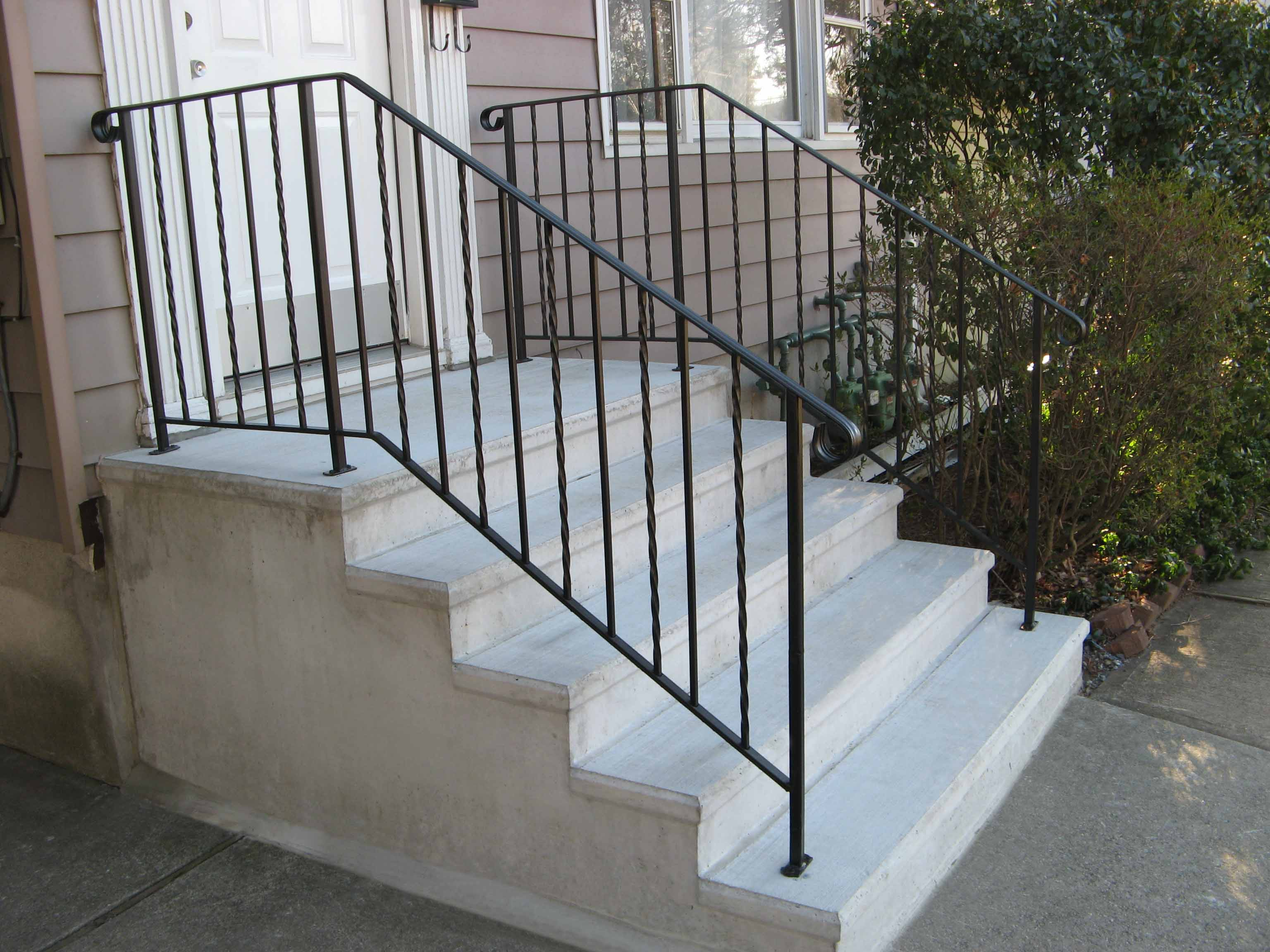 Precast Concrete Steps Totowa Concrete Products