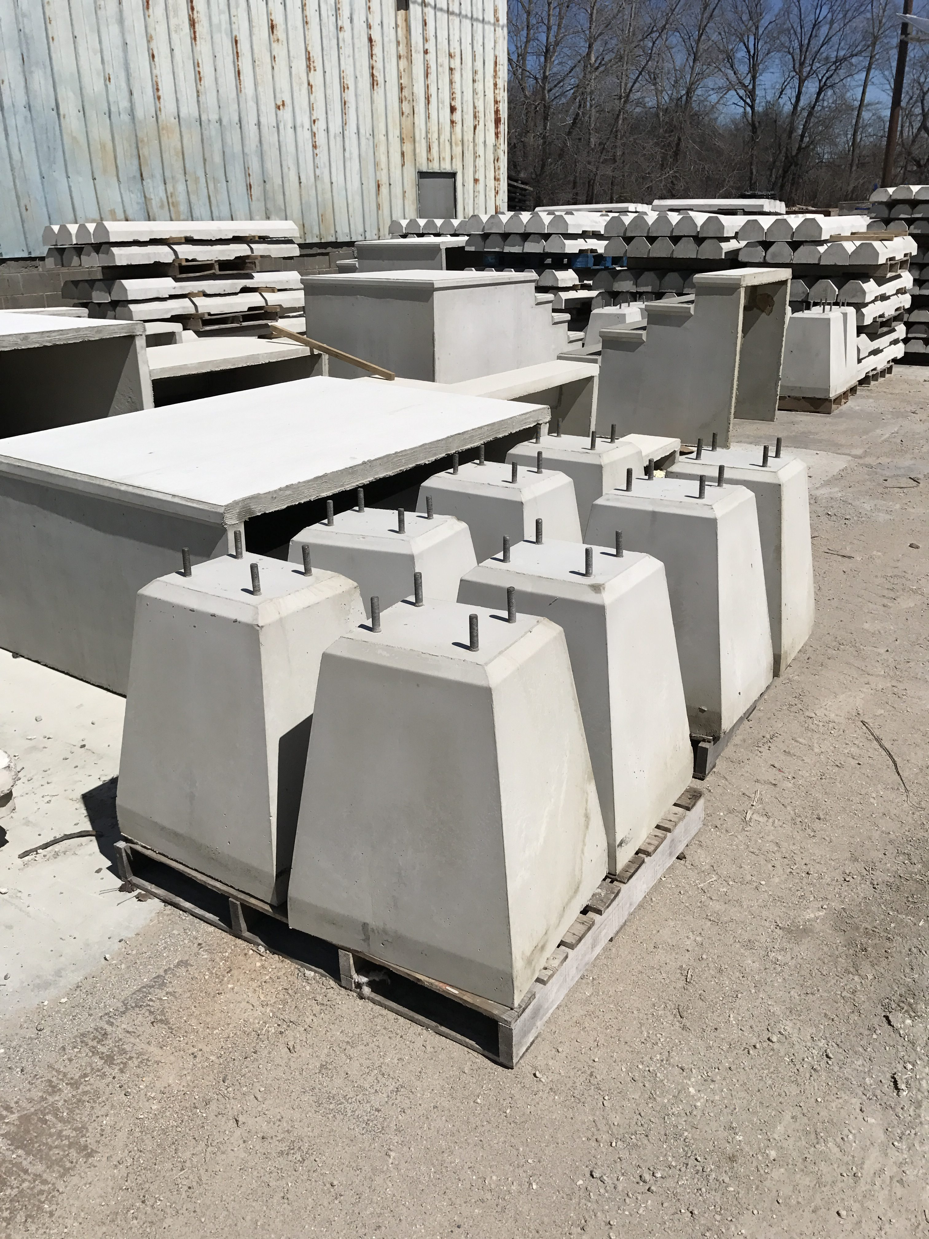 Gallery Totowa Concrete Products