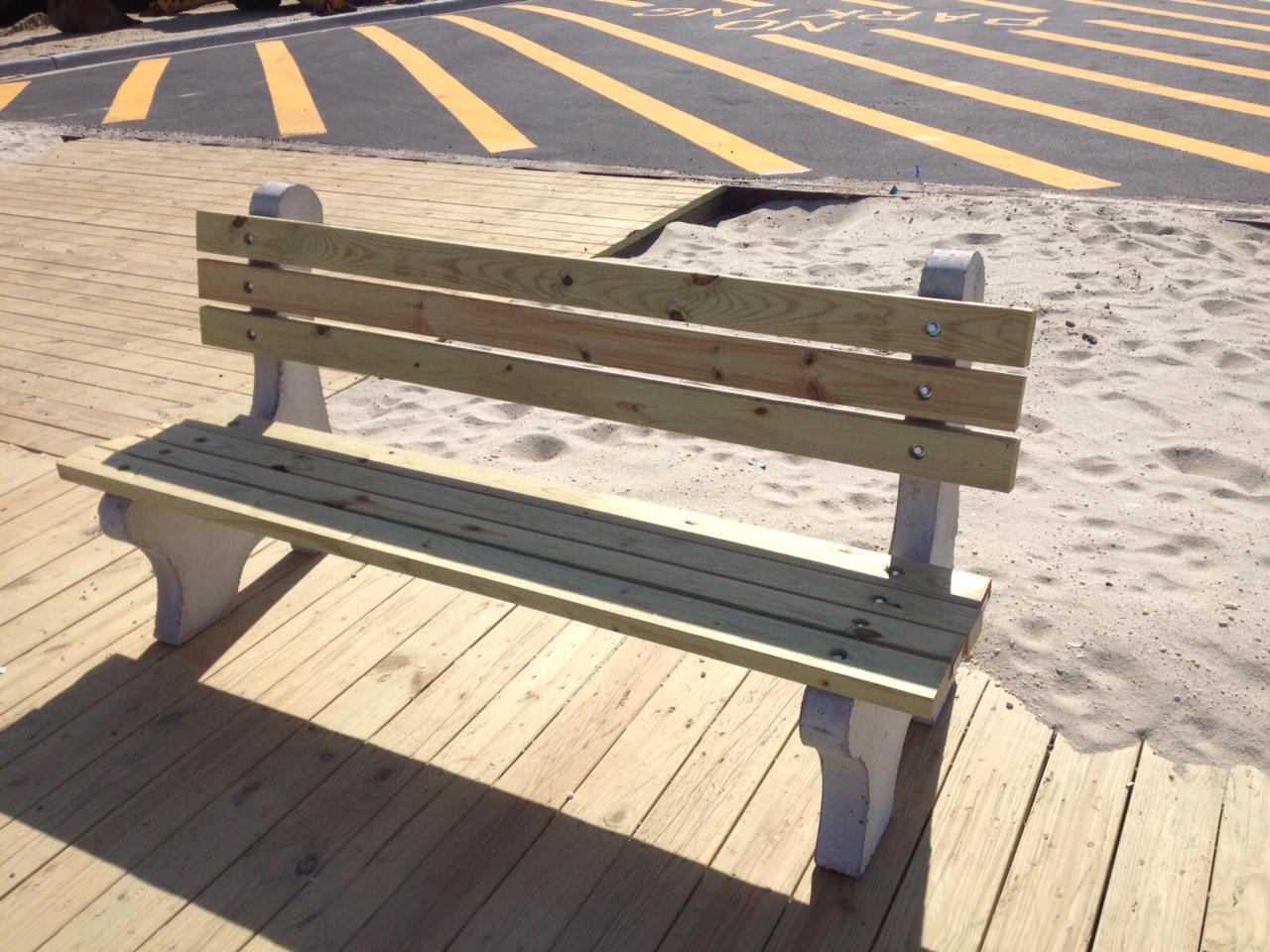 Terrific Concrete Benches Totowa Concrete Products Beatyapartments Chair Design Images Beatyapartmentscom
