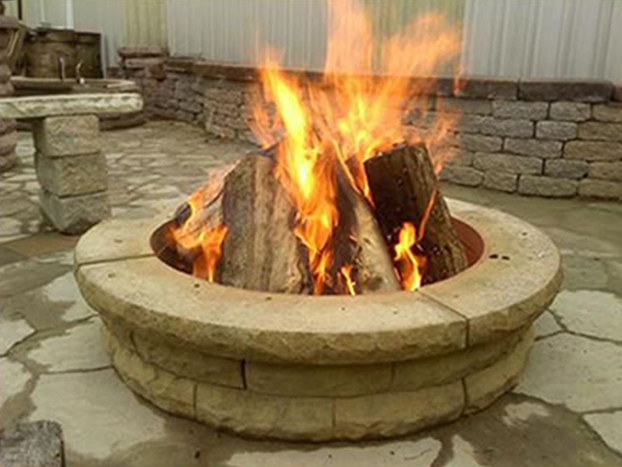 Fire Pits Totowa Concrete Products